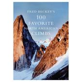 100 Favorite North American Climbs Book - Signed