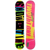 2B1 Showtime Pink Snowboard