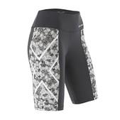 2XU Pattern Mid-Rise Compression Shorts - Women's