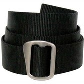 38mm Gunmetal Millennium Belt