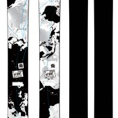 4FRNT TNK Skis 135 - Kid's