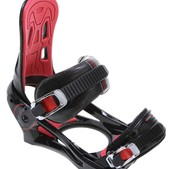 5150 Exo Snowboard Bindings Black - Men's
