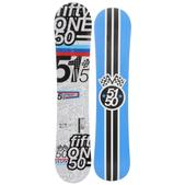 5150 Shooter Snowboard 118