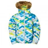 686 Authentic Rhythm Snowboard Jacket (Girls')