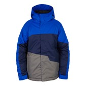 686 Grid Insulated Boys Snowboard Jacket
