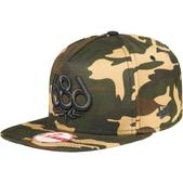 686 Icon Snapback Hat