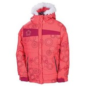 686 Mannual Gidget Puffy Girls Snowboard Jacket