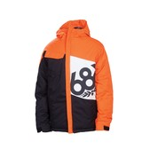686 Mannual Iconic Boys Snowboard Jacket