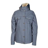 686 Reserved City Womens Insulated Snowboard Jacket
