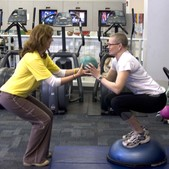 Helping cancer survivors recover faster through exercise!