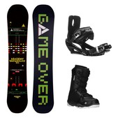 Academy Propaganda ST-1 Complete Snowboard Package