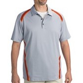 Adidas Golf ClimaCool(R) Pique Angular Taped Polo Shirt - Short Sleeve (For Men)