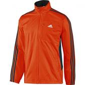 Adidas Men`s Drive 2 Jacket (BOLD ORANGE, XL)