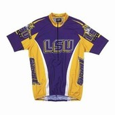 Adrenaline Louisiana State University Cycling Jersey