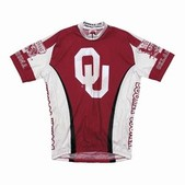 Adrenaline Oklahoma University Cycling Jersey