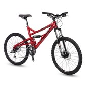 Airborne Zeppelin Full Suspension Mountain Bike '11