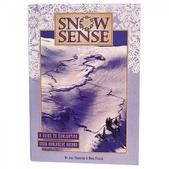 ALASKA MTN SAFETY SNOW SENSE AVALANCHE BOOK