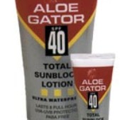 Aloe Gator Lotion Spf 40