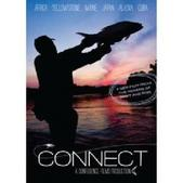 Angler's Book Supply Connect The Movie - DVD