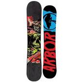 Arbor Draft Snowboard Black 158