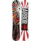 Arbor Wasteland Snowboard 163
