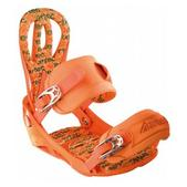 Artec Code Snowboard Bindings Orange