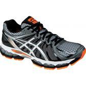 Asics GEL-Nimbus 15 Road Running Shoe - Men's - D Width Size 11.5-D Color Storm/Black/FlashOrange