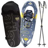 Atlas Rendevous 30 Kit Snowshoes Kit, Grey
