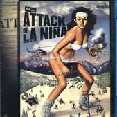 Attack of La Nina Blu-Ray