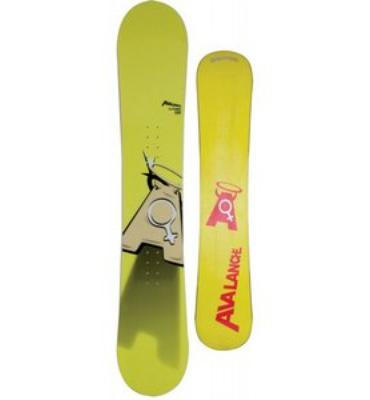 Avalanche Le Femme Snowboard 155