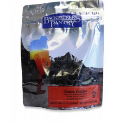 Backpacker's Pantry Chicken Vindaloo - 2 Servings