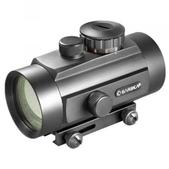 Barska 40mm Dual Color Red Dot Scope with Dual Size Mount AC10650