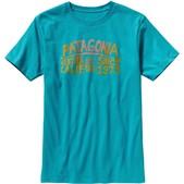 Beachtown Sign T-Shirt Mens