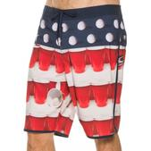 Beer Pong Scallop Boardshort