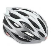 Bell Lumen Road Cycling Helmet Size S Color White/Silver