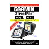 Bennett Marine Garmin C320 & C330 Streetpilot Instructional Training Dvd