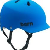 Bern Unlimited Watts Matte Cobalt Large Skateboard Helmet