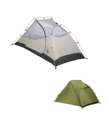Big Agnes Lynx Pass 1 Person Tent - FREE footprint