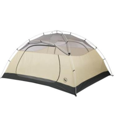 Big Agnes Lynx Pass 4 Person Tent - FREE Big Agnes Tent Footprint