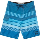 Billabong All Day Stripe Boardshorts for Men