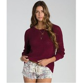 Billabong Love Me Knot Pullover Sweater for Women
