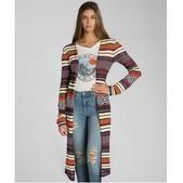 Billabong Shadow Stripe Duster Sweater for Women
