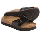 Birki?s by Birkenstock Catalina Platform Sandals - Patent Birko-flor(R) (For Women)