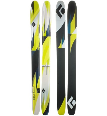 Black Diamond Equipment Gigawatt Skis - Alpine