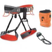 Black Diamond Momentum SA Climbing Harness Package