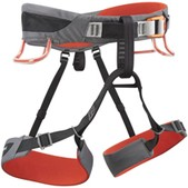 Black Diamond Momentum Speed Adjust Rock Climbing Harness