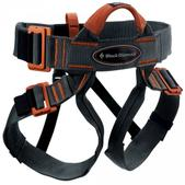 Black Diamond Vario Speed Harness Gray