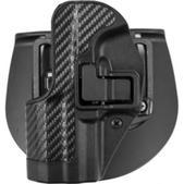 Blackhawk Serpa CQC w/Carbon Fiber Holster for H&K USP/P-2000 LH Blk 410009BK-L