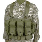 Blackhawk Tactical Commando Chest Harness OD 55CO00OD