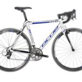 Blue Competition Cycles Norcross SP Cyclocross Frame and Fork